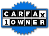 Carfax One Owner Vehicle History Report